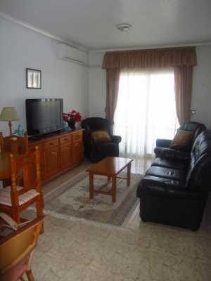 3х комнатная квартира в центре Торревьехи, с шикарным видом на море, город и озера