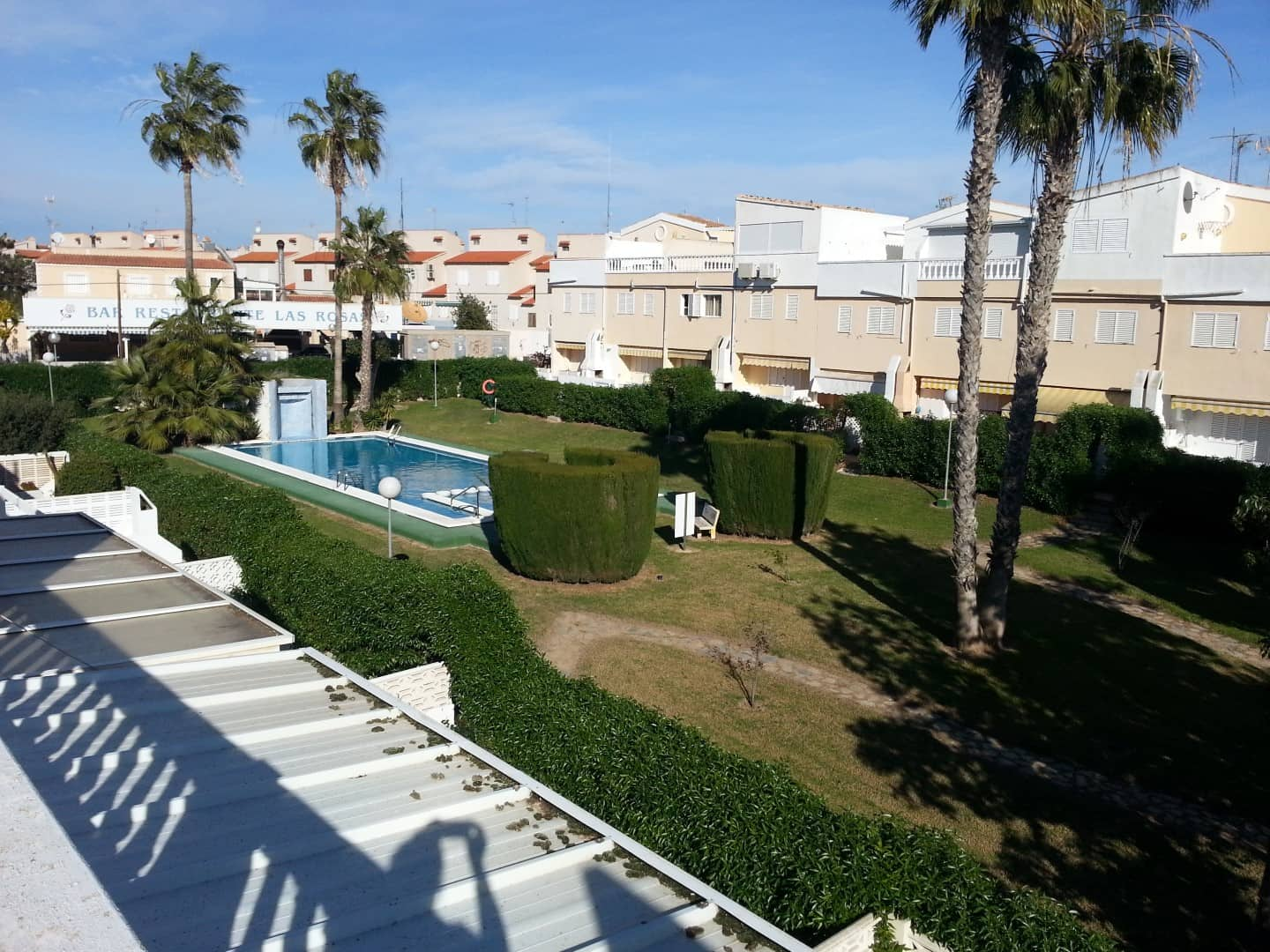 Nice townhouse just 500m from the beach