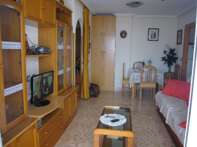 One bedroom apartment in the center