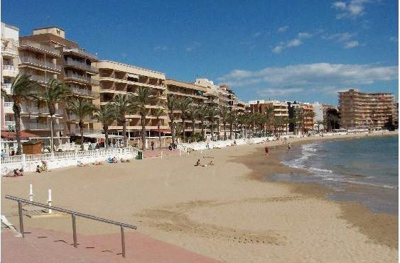 пляж плая дель кура торревьеха
