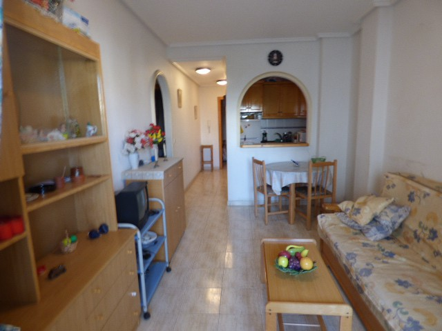 Apartment in Torrevieja, 150 meters from the beach