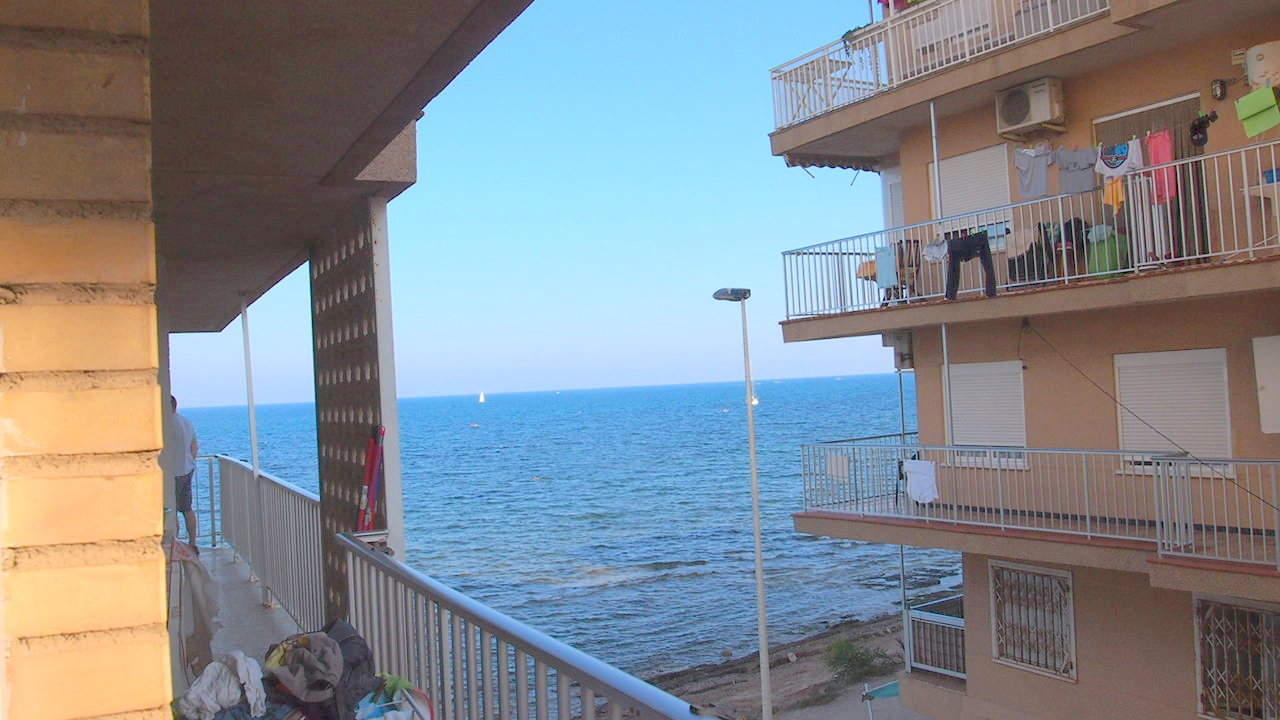 Квартира на первой линии пляжа
