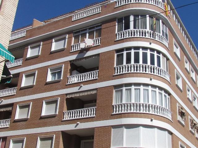 Апартаменты для отдыха на Коста Бланка, в городе Торревьеха