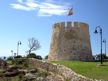 Башня Torre Del Moro