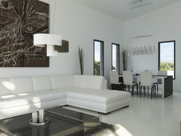 New development independent villas at La Marina
