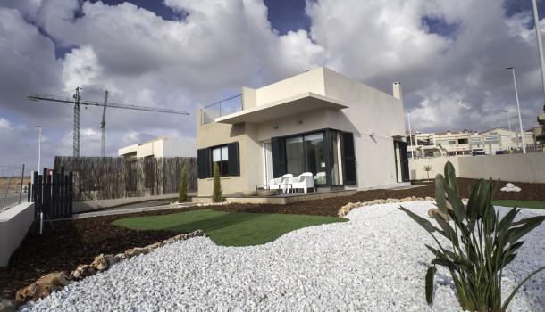 Жилой комплекс выполнен в современном стиле