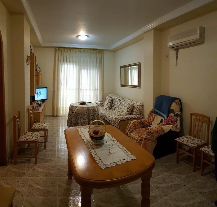 Large apartment in La Loma