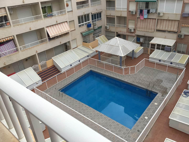 Цена снижена на 3000€! Односпальная квартира возле Av. Habaneras
