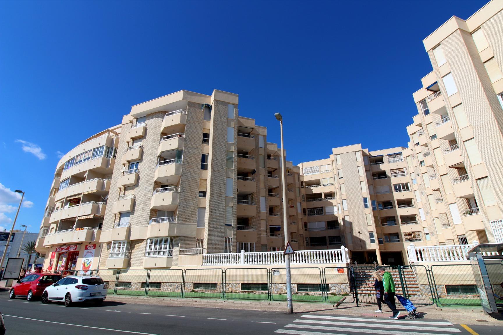 Однокомнатные апартаменты Playa De Los Locos, Торревьеха