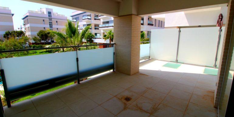 Апартаменты с 2-мя спальнями в Виламартин, Ориуэла Коста
