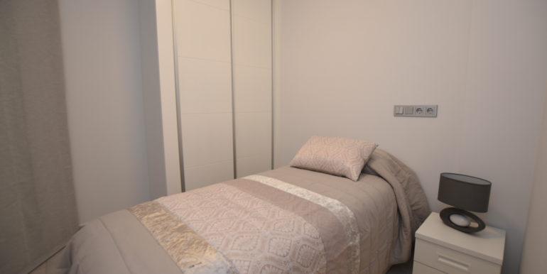Апартаменты с 2-мя спальнями в центре Торревьехи, Аликанте