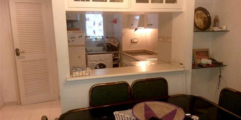 Апартаменты с 2-мя спальнями в 300 метрах от моря в Торревьехе