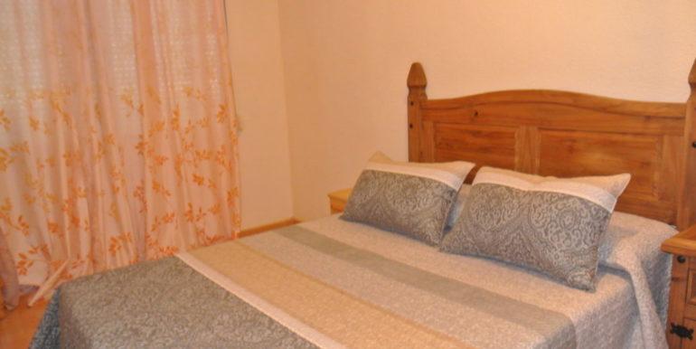 Дуплекс с 3-мя спальнями в 100 метрах от пляжа Лос-Науфрагос, Торревьеха