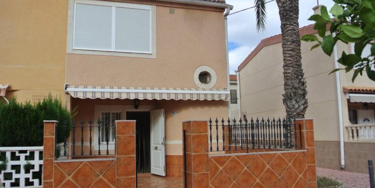 Дуплекс с 3-мя спальнями в Лос-Науфрагос, Торревьеха