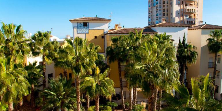 Апартаменты с 2-мя спальнями в Aldea Del Mar, Торревьеха