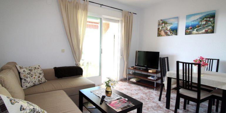 Апартаменты с 2-я спальнями в 100 м. от пляжа в Торревьехе
