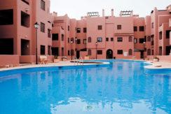 Апартаменты с 3-мя спальнями в 70 метрах от пляжа в Торревьехе