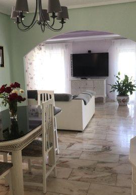 Дом с 3-мя спальнями и бассейном в 100 метрах от пляжа Playa los Locos, Торревьеха-10