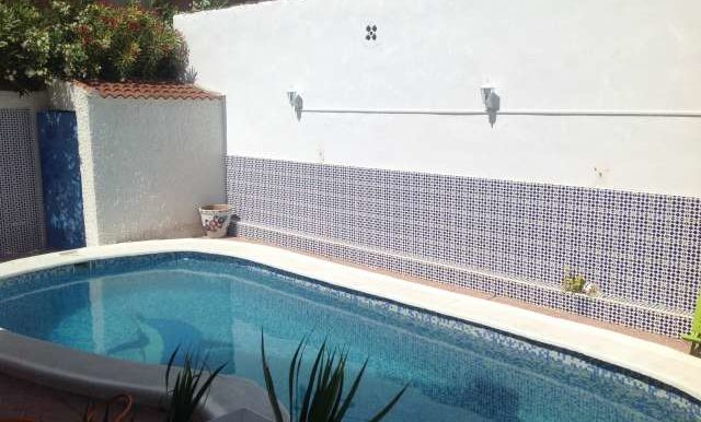 Дом с 3-мя спальнями и бассейном в 100 метрах от пляжа Playa los Locos, Торревьеха-2