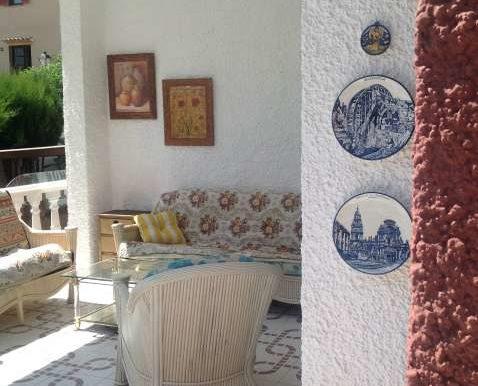 Дом с 3-мя спальнями и бассейном в 100 метрах от пляжа Playa los Locos, Торревьеха-4